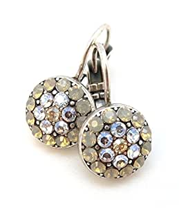 "Amazon.com: Mariana Lt Grey Opal W Crystal Moonlight 391100 ""Champagne"