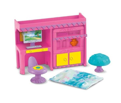 fisher price dora the explorer dollhouse bedroom buy fisher price