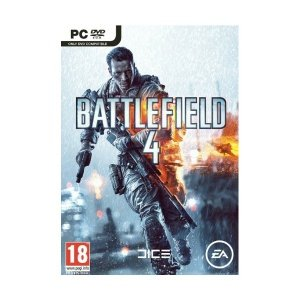 Battlefield 4 - Standard Edition (PC DVD)