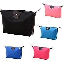 Cosmetic Bags Creazy® Women Large Volume Waterproof Makeup Bag