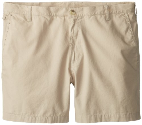 Columbia Men's Bonehead Shorts, Fossil, 36x10 Columbia Canvas Shorts