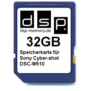 dsp-sdhc-for-sony-dsc-w510-secure-digital-high-capacity-card-sdhc