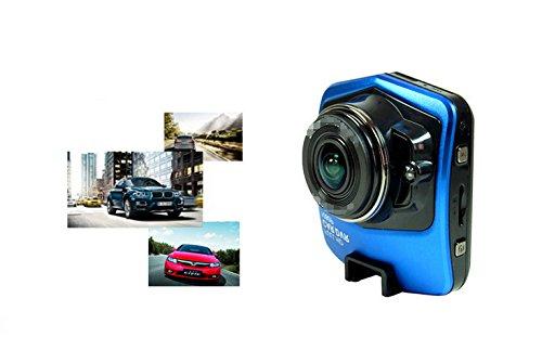 "Highsurround 2.4"" LCD HD 1080P Car DVR Recorder MOV Vehicle Kamera Camcorder Video 140 Degree"