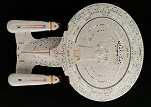 U.S.S. Enterprise NCC-1701-D Star Trek Official Starships Collection
