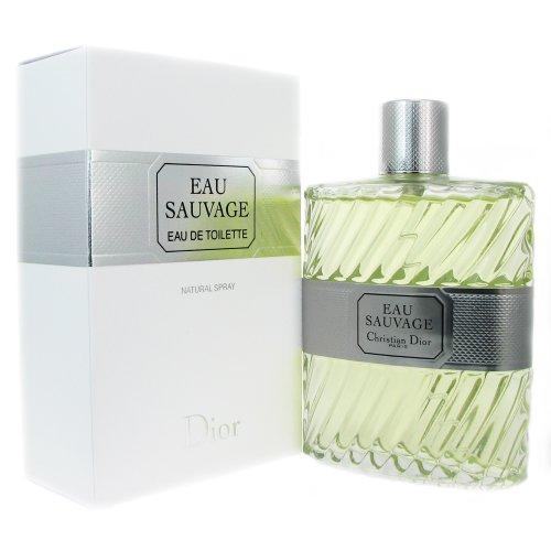 Eau Sauvage by Christian Dior Eau de Toilette Spray 200ml