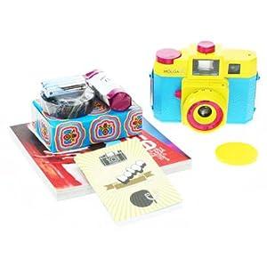 Lomo Holga Starter Kit CMYK