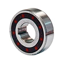 CSK15PP One way Bearing with Keyway Sprag/Clutch Freewheel Backstop
