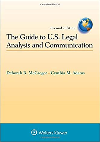 Guide to U.S. Legal Analysis and Communication