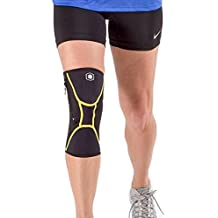 Knee Brace With Zipper - Therapeutic Compression & Knee Pain Relief For Aching Knees Or Knee Arthritis Symptoms...