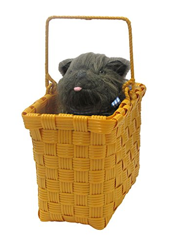 Wizard of Oz Toto Plush in The Basket, 75th Anniversary Edition