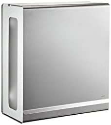 Blomus 66656 Stainless Steel Paper Towel Dispenser