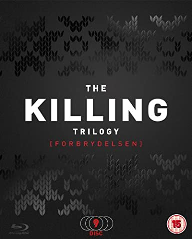 The Killing Blu ray Box Set