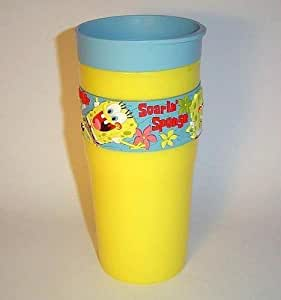 Amazon Com Spongebob Squarepants Insulated Travel Mug