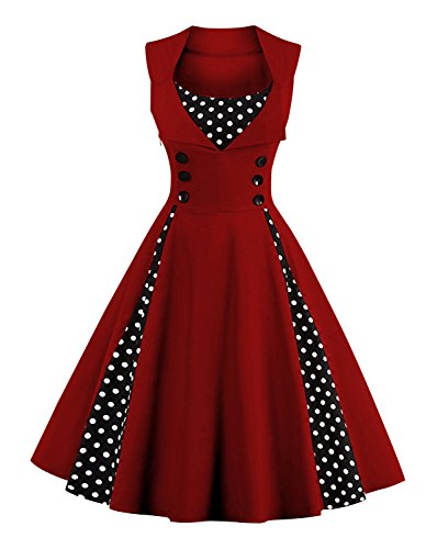 killreal-womens-vintage-polka-dot-print-a-line-sleeveless-cocktail-party-casual-dress-wine-red-large