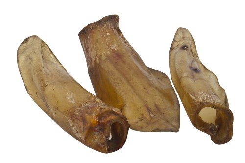 Artikelbild: EcoStar Hunde Snack Rinderohren 50 Stk., 1er Pack (1 x 90 g)