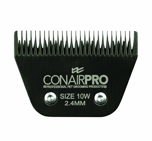 Conair Pro Steel Pet Clipper Replacement Blade, Size 10W
