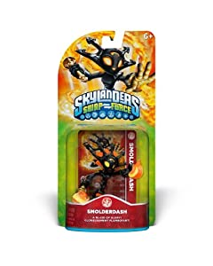 Skylanders SWAP Force Smolderdash Character