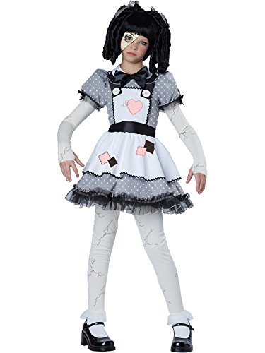 California Costumes Haunted Doll Child Costume