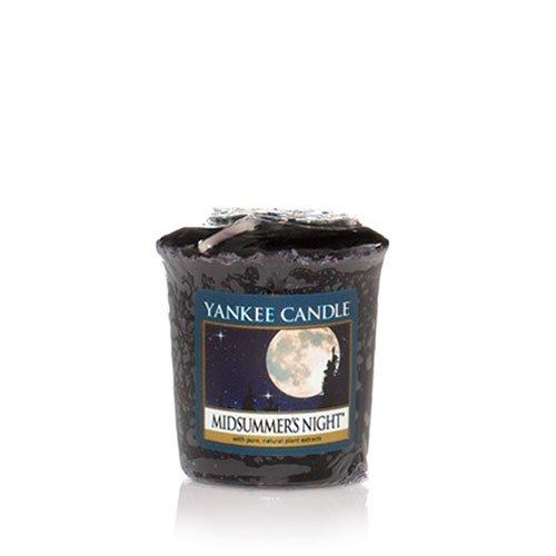 Midsummer's Night Sampler Votive Candle - Yankee Candle