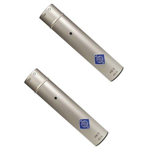 Neumann Km 183 D Stereo Set | Km D Omnidirectional Digital Microphone Set
