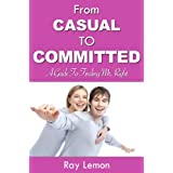 41qNRBs591L. SL160 OU01 SS160  From Casual To Committed: Dating Advice For Women (Kindle Edition)