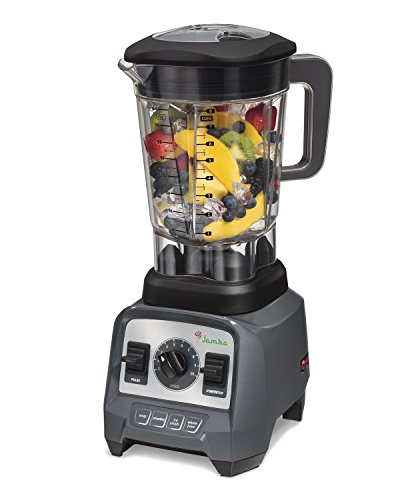 Jamba Appliances 2.4 hp Blender with 64 oz Jar, Grey (58910) (Smoothie Blenders Commercial compare prices)