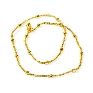 Jewbang Golden Chain For Women-JB422
