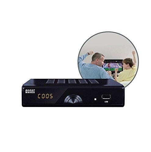 Boostwaves 174 Digital Converter Box Dvr 1080p Hdtv Hdmi