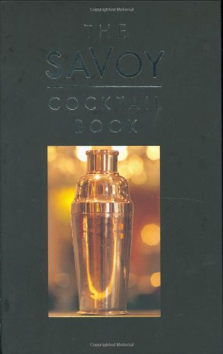 Savoy Cocktail Book (Savoy London)