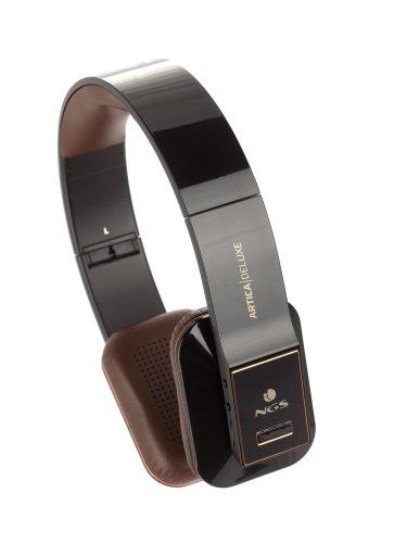 Casque NGS Artica Deluxe - Bluetooth Noir