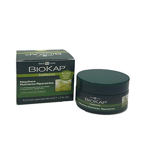 Bios Line Biokap Bellezza Maschera Nutriente Riparatrice 50 ml