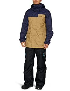 O'Neill Men's 3 In 1 Snow Jacket Fw   -  Navy Night, Large