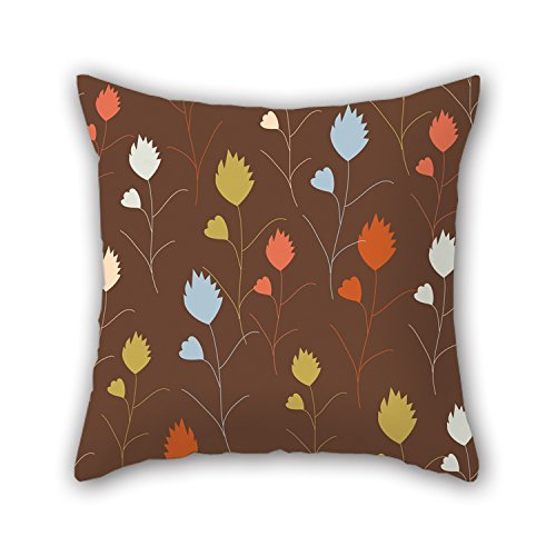 NICEPLW Leaf Pillow Cases 20 X 20 Inches / 50 By 50 Cm Best Choice For Kids Room,seat,lounge,outdoor,adults,festival With Each Side (Rim Seat Sex compare prices)