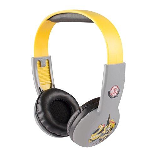 Transformers HP2-03096 Kid Safe Headphones