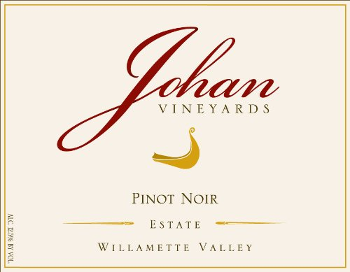 2009 Johan Vineyards Estate Pinot Noir, Willamette Valley 750 Ml