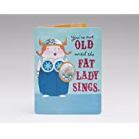 Fat Lady Sings Birthday Card