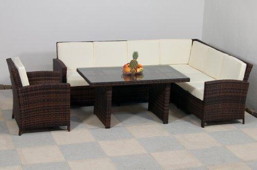 Gartenmobel Eckbank Polyrattan ~ Home Design und Möbel Interieur ...