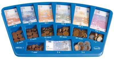 Locau-jeu De La Monnaie Eurecole 2 [Jouet]
