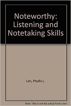 Listening and Notetaking Skills 2 (Listening and ...