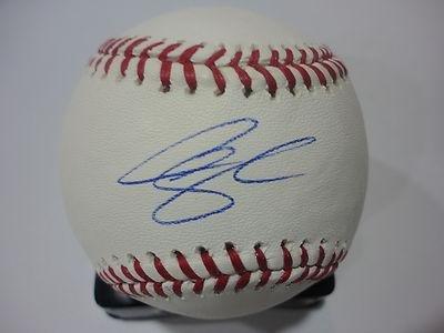 Cody Buckle Texas Rangers Signed Autographed M.l. Baseball W/coa - Autographed Baseballs