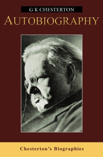 Autobiography (Chesterton's biographies)