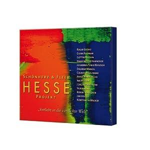 """Hesse Projekt 2 """"Verliebt in die verrückte Welt"""""""