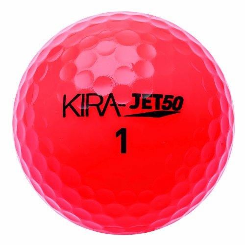 キャスコ(Kasco) KIRA JET 50 [1ダース]  レッド