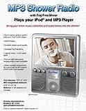 iPod / MP3 Shower Radio