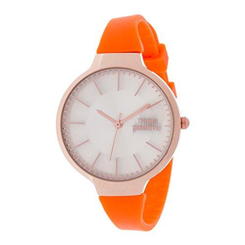 ladies-think-positiver-model-se-w34-medium-rose-strap-of-silicone-color-orange