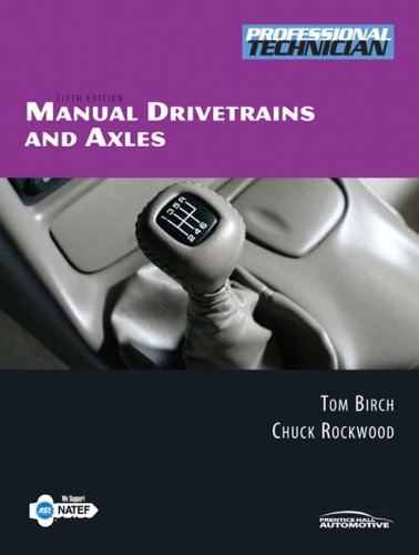 Manual Drivetrains and Axles (5th Edition)
