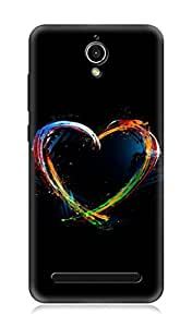7C High Quality Back Case Cover For Asus Zenfone Go Zc500Tg