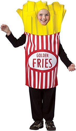 Child French Fries Costume