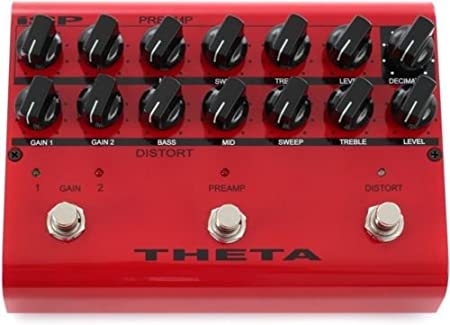 iSP Technologies「THETA preamp pedal」