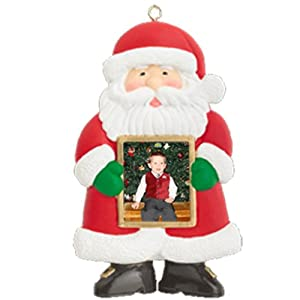 "Emerald Innovations Santa Style, 1.8"" LCD Ornament with 16MB Internal Memory"